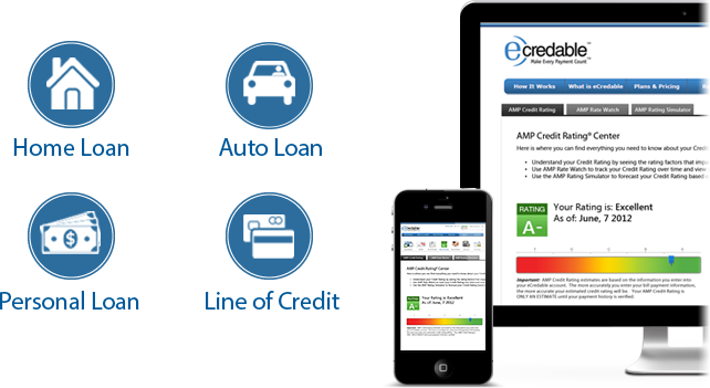 Build Your AMP Credit Report